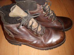 кожаные  ботинки  ф.  Ranger  Gtx  размер  6  -  26. 5  см