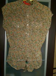 Летняя рубашка, блузка Dolce&Gabbana it 42