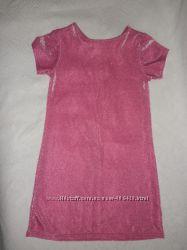 Ніжне плаття на 134см без дефектів