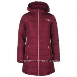 Фирменная женская удлинённая куртка La Gear