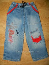 Утепленные джинсы 2г.