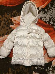 Утеплённая Деми куртка Америка Фирма Крейзи8 р18-24