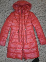 Продам зимнее теплое пальто б. у. в отличном состоянии