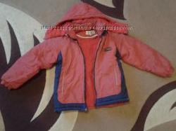 Курточка на девочку 5-6 лет