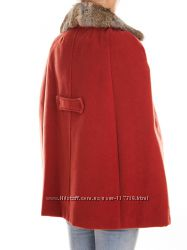 Кейп пальто silvian heach