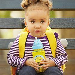 Удобные детские бутылочки с трубочкой SKIP HOP поставка из США