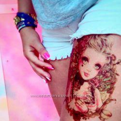 Flash-Tattoo, флэш-тату