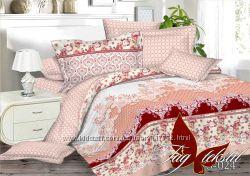 Элитное постельное белье из сатина от производителя ТМ ТАG