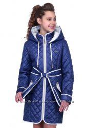 Удлиненная детская курточка-плащ ТМ NuiVery