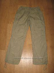Женские лыжные штаны на флисе Адидас, размер 48-50