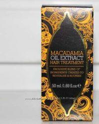 Масло макадамии для волос. Англия