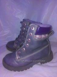 Сапоги 28, 18. 5 см зимние на меху Bobbi Shoes, новые