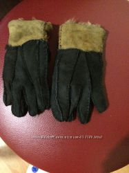Перчатки на овчинке