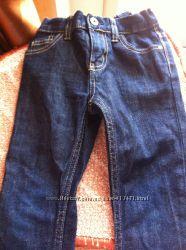 Суперские джинсы скини  OSHKOSH в отличном состоянии 4т