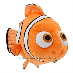 Мягкая плюшевая игрушка рыбка Немо 38 см Nemo Plush Finding Dory