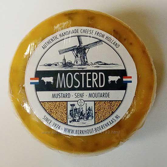 Фермерский сыр Гауда с добавками 400- 450г