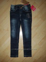 Красивые джинсы со стразами Германия