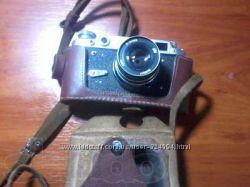Рабочий фотоаппарат ФЕД-2 фотоувеличитель