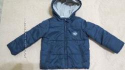 Куртка Tesco размер 12-18мес. ,большемерит. Состояние идеальное