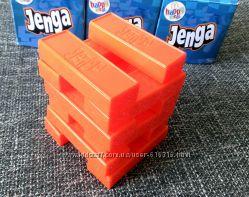 Настольная игра Дженга от Hasbro