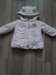 Наша куртка Zara