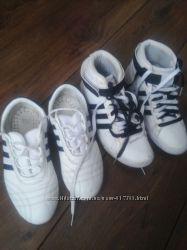 Продам кроссовки фирменные унисекс