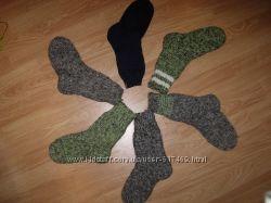 Носки мужские вязаные до 47 разм