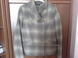 пальто  Benetton шерстяное