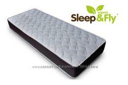 Экологически чистые ортопедические матрасы Sleep&Fly Organic. Доставим НП