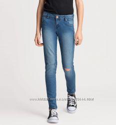 Модные джинсы скинни. HereThere C&A Германия