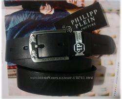 Кожаный ремень PHILIPP PLEIN