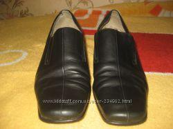 Туфли фирмы ECCO. Размер 37.