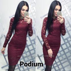 Платье кружево гипюр, размер 42-44