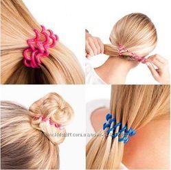 Резинка пружинка для волос 13 цветов