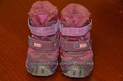 Зимние ботинки B&Gtermo 16. 5 см