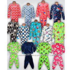 7f40523273f5e Махровая пижама на мальчика, 217 грн. Детские пижамы и ночнушки ...