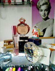 Тестера оригинал Dior, Chanel, Montale, Molecula, Lanvin, Gucci, Givenchy