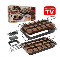 Форма для выпечки Perfect Brownie Перфект Брауни 1000867