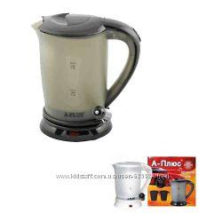 Автомобильный чайник от прикуривателя А-Плюс 0, 5л 1000174