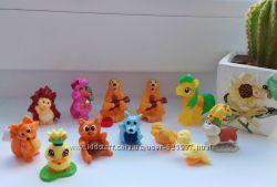 Фигурки животных, киндер Kinder Surprise