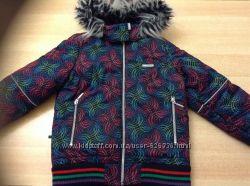Продам куртку Lenne, 7-9 лет, состояние отличное, очень теплая.