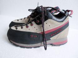 Горные трекинговые кроссовки Salomon 38 размер