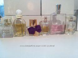 Распродажа собственных парфюмов