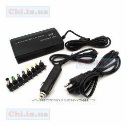 Универсальный блок питания ЗУ для ноутбука 220 В, автомобильная 12 В