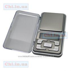 Высокоточные электронные цифровые весы для взвешивания до 200г - MH