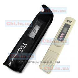 TDS-3 солемер  температура, кондуктомер, тдс метр