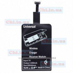 Универсальный приемник беспроводного зарядного устройства MicroUSB