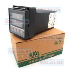 Контроллер температуры REX-C100 RKC 0-400С выход контакт реле