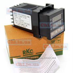 Пид-термоконтроллер REX-C100 вход Pt100, выход SSR 0-400 C