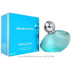 rochas aquawoman 50 мл оригинал